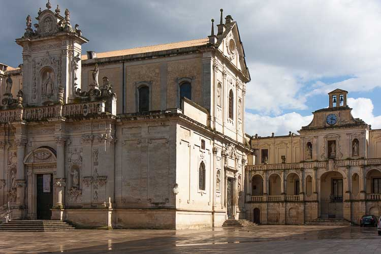 lecce cathedral picture