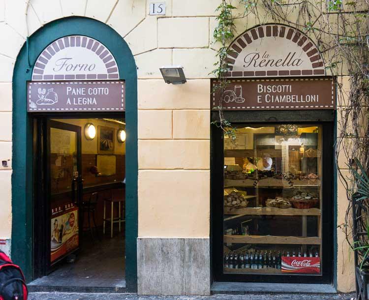 la renella bakery picture
