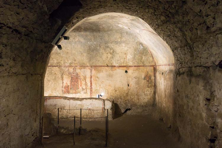 capua mithraeum