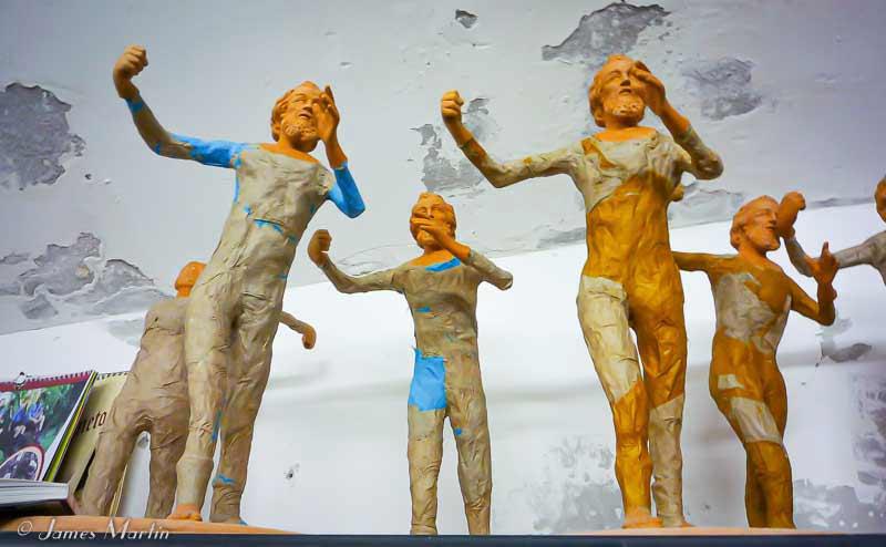 claudio riso figurines